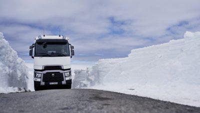 Обслуживание и ремонт Renault Trucks