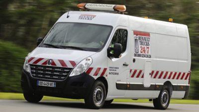 Renault Trucks 24/7, NON-STOP ASSISTANCE
