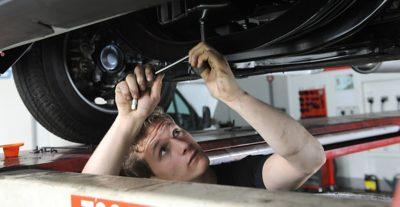 Reparation og vedligeholdelseskontrakt