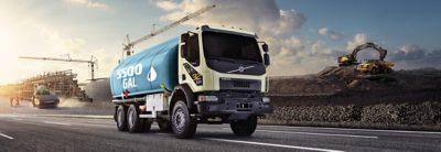 Volvo FE, un miembro de pleno derecho de la familia Volvo