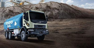Volvo FE para el transporte regional y la distribución urbana