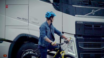 Ons doel is een betere bewustwording van zichtbaarheid in het verkeer