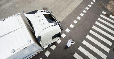 Volvo trucks see and be seen hero