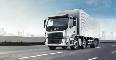 Volvo FE: seguridad en la cabina de primer nivel