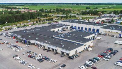Käyttöauto Oy, Seinäjoki