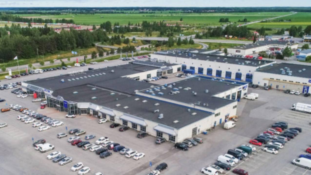 Käyttöauto Oy Seinäjoki