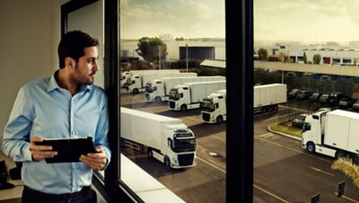 Volvo trucks dealer euro 6 managing dynafleet times made easier