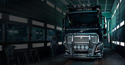 Volvo FH 16 financing