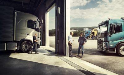 Lastbilstjänster – skräddarsydda för din verksamhet
