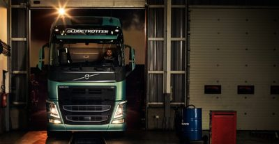 Volvo trucks service contracts