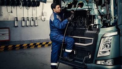 Mantenha seu caminhão nas condições ideais – e com o maior potencial de rentabilidade