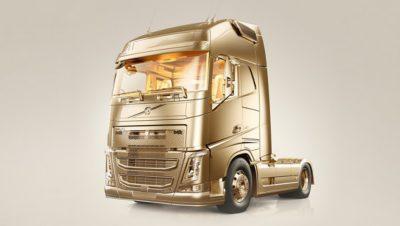 Volvo trucks services servicing planning gold