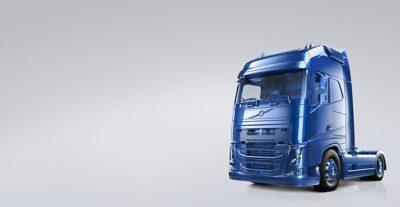 Volvo trucks services servicing contracts blue