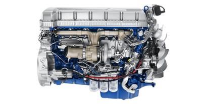 Volvo Trucks Motor
