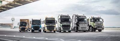 Volvo trucks dealer euro 6 range