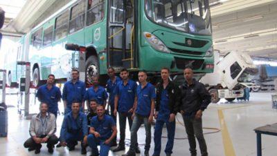 TREINAMENTO BUS