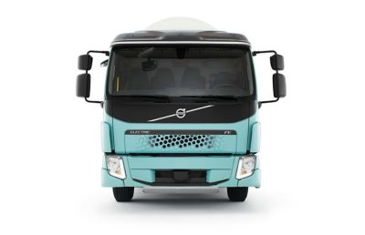 The Volvo FE Electric suits waste collection, light construction and deliveries.