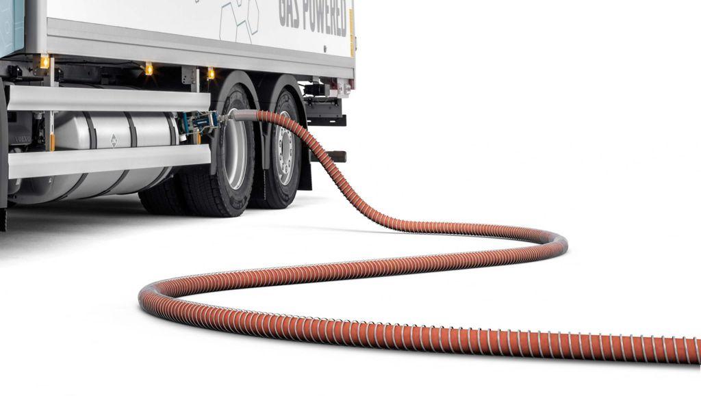 Waarom kiest Volvo Trucks voor LNG in combinatie met diesel?