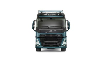 Check out the key figures for the Volvo FM LNG.
