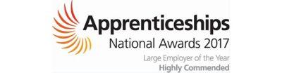 Apprenticeships National Awards 2017