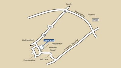 Our contact details and opening hours, with a map of how to find us