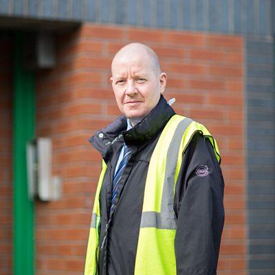 Ian Ogden - Parts Sales Executive
