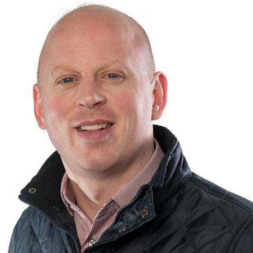 Stephen Hill, Ballyclare Depot Manager