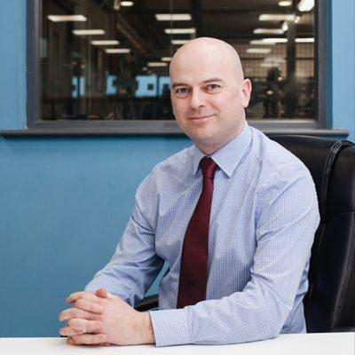 Derek Grevile - Naas Parts Manager
