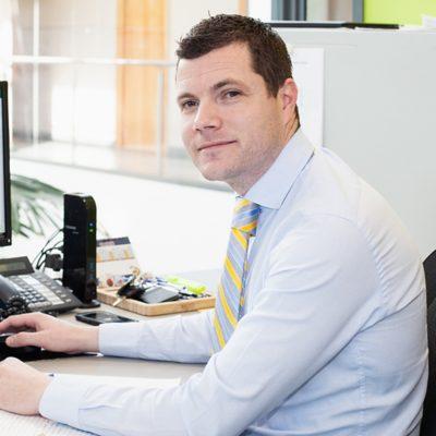 John Farrell - Financial Controller