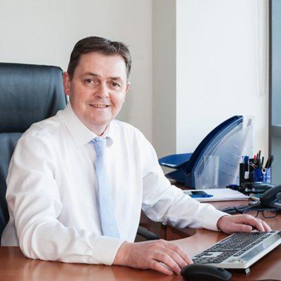 Pat Conlon - Operations Director
