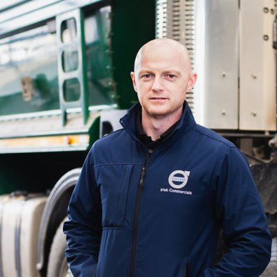 Sean Gilbert - Naas Workshop Manager - Truck