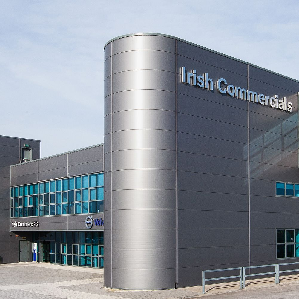 Irish Commercials - Naas
