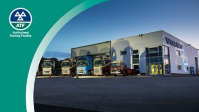 Our Aberdeen Depot