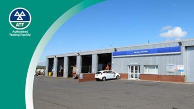 Our Ayr Depot