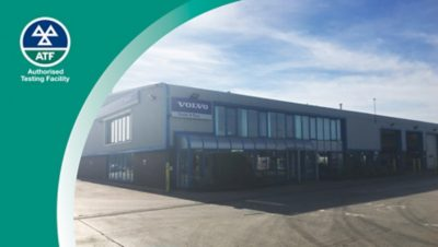 Our Edinburgh Depot