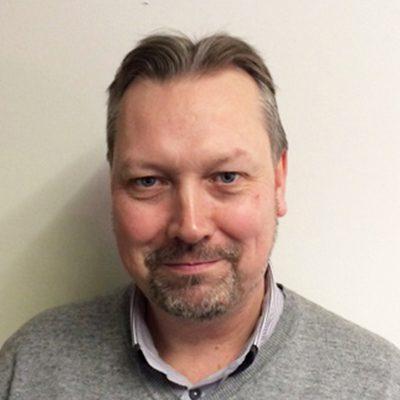 Adrian McCulla - Parts Supervisor