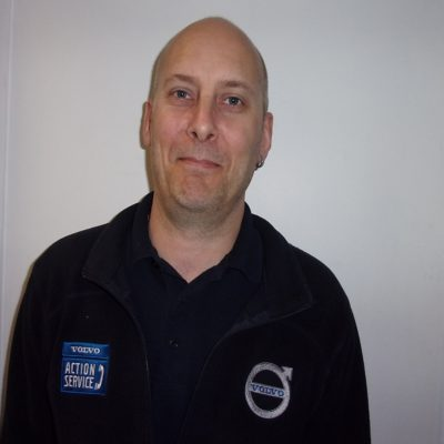 Graham Vince - Parts Supevisor