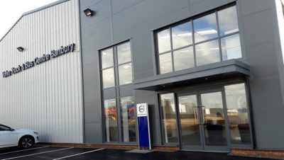 Our Banbury Depot