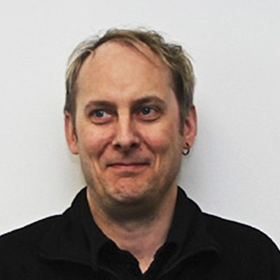 Graham Vince - Parts Supervisor