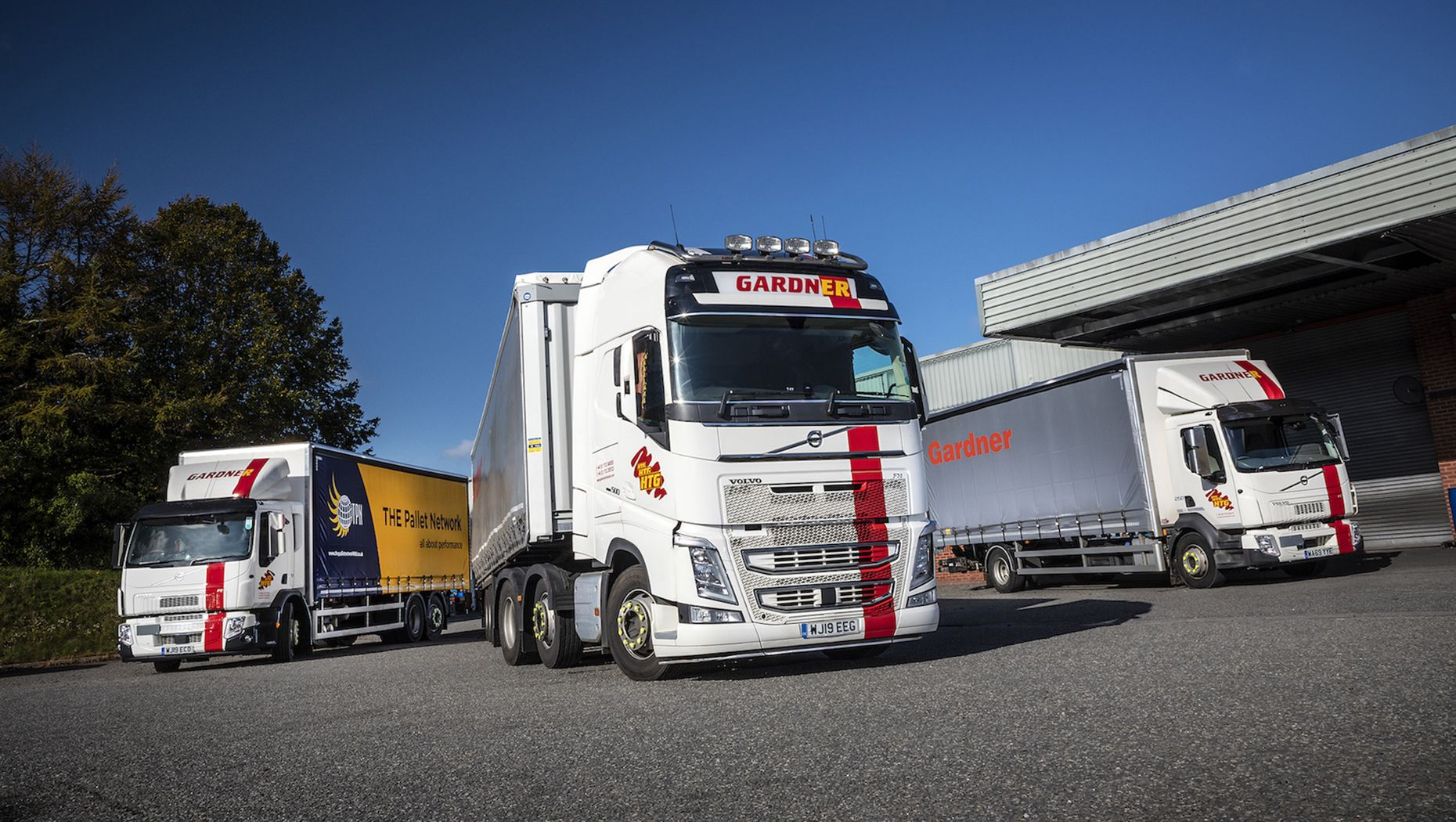 Gardner Distribution looks at the complete package with the arrival of nine new Volvo trucks