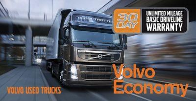 Volvo Economy 30 day offer