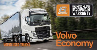 Volvo Economy 6 month offer