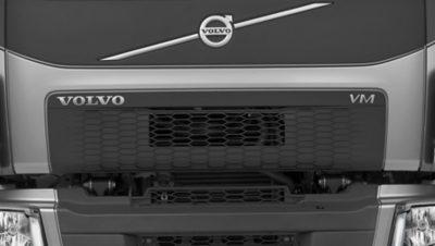 El nuevo aspecto del Volvo FE