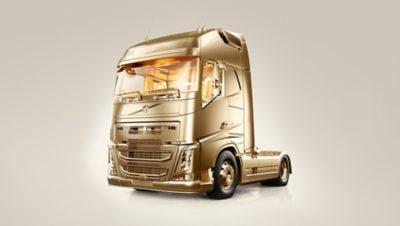 Descubra más sobre el Contrato Gold para los camiones Volvo FH