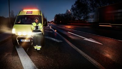Volvo FMX uptime action service