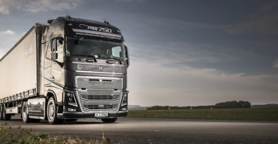 Volvo trucks FH 16 used truck overview road