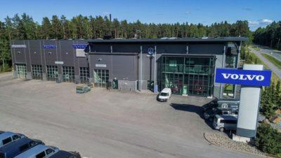 Käyttöauto Oy, Vaasa