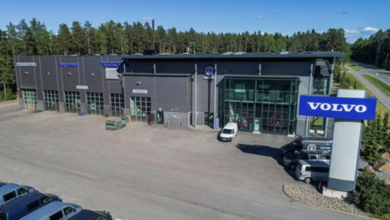 Käyttöauto Oy Vaasa