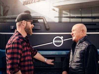 Contratos de servicio de Volvo