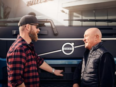 Volvo Serviceavtal